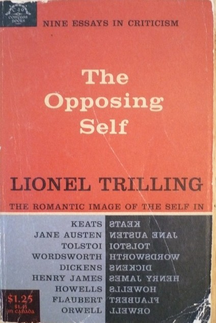 The Opposing Self cover
