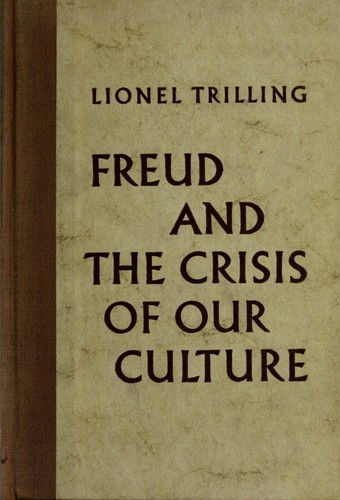 Freud and the Crisis of our Culture cover