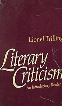 Literary Criticism cover
