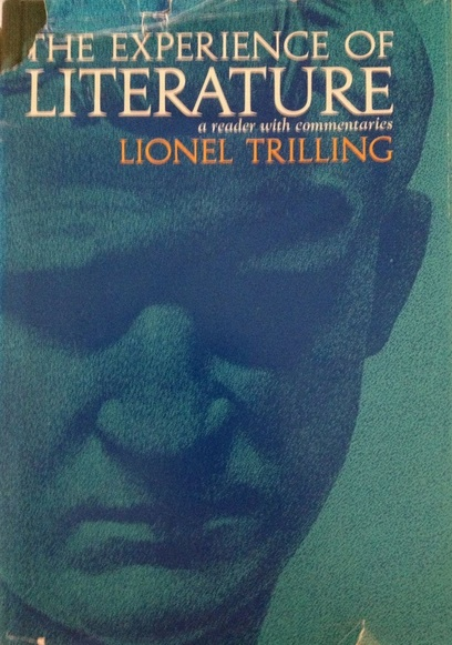 The Experience of Literature cover